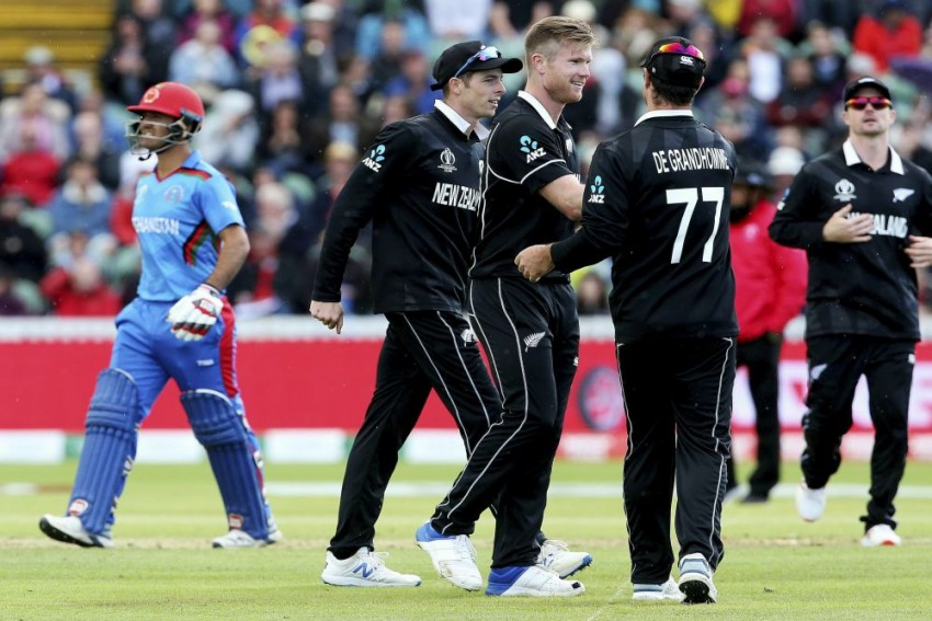 ICC Cricket World Cup 2019: James Neesham, Lockie Ferguson Shine As New Zealand Crush Afghanistan, Register Third Successive Win