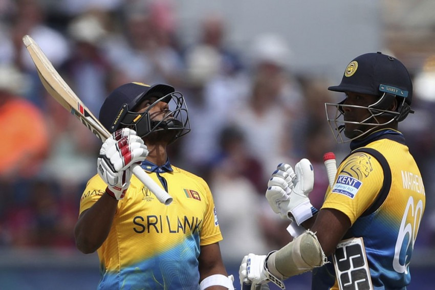 ICC Cricket World Cup 2019: Avishka Fernando Trumps Nicholas Pooran In Sri Lanka's Thrilling Win Over West Indies