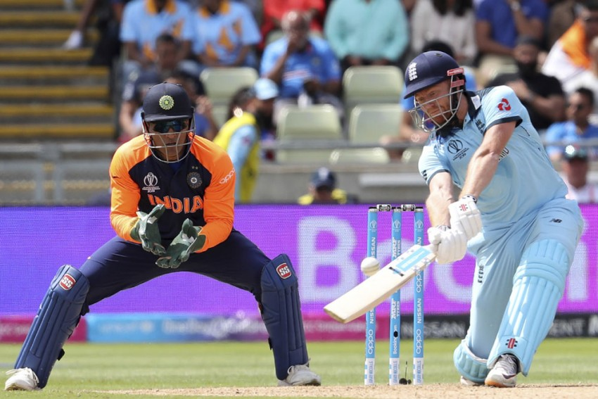 Fired-Up And Lucky, Jonny Bairstow Wins England Praise After ICC Cricket World Cup Century Vs India