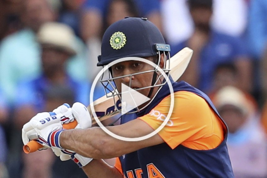 Cricket World Cup: Sourav Ganguly Says He Doesn't Have 'Explanation' For MS Dhoni's Baffling Batting – VIDEO