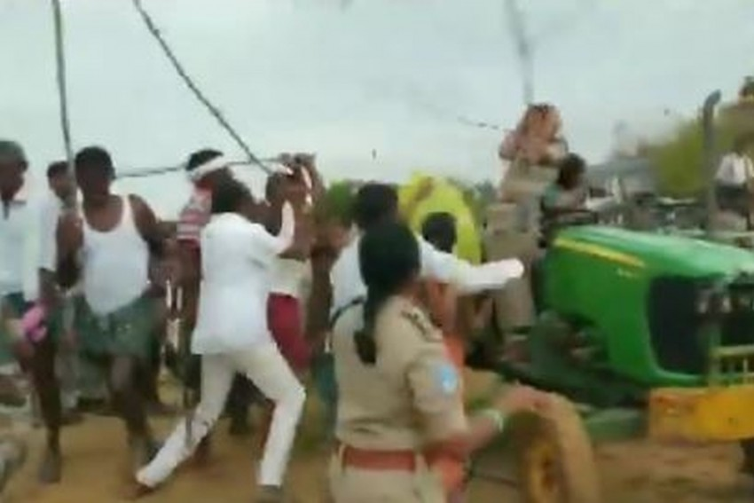TRS MLA's Brother, 13 Others Held For Attack On Woman Forest Officer In Telangana