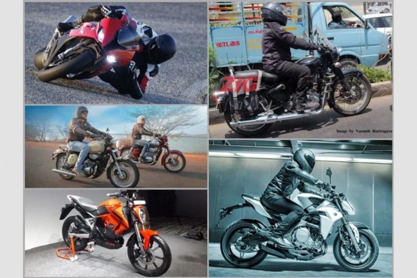Top 5 Bike News Of The Week: Revolt RV 400 Bookings Start, 2020 Royal Enfield Classic 350 Spied, Jawa Accessories Launched & More!
