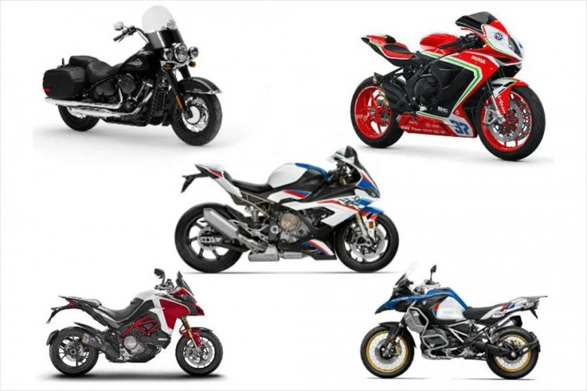 BMW S 1000 RR Pro: Same Price Other Options