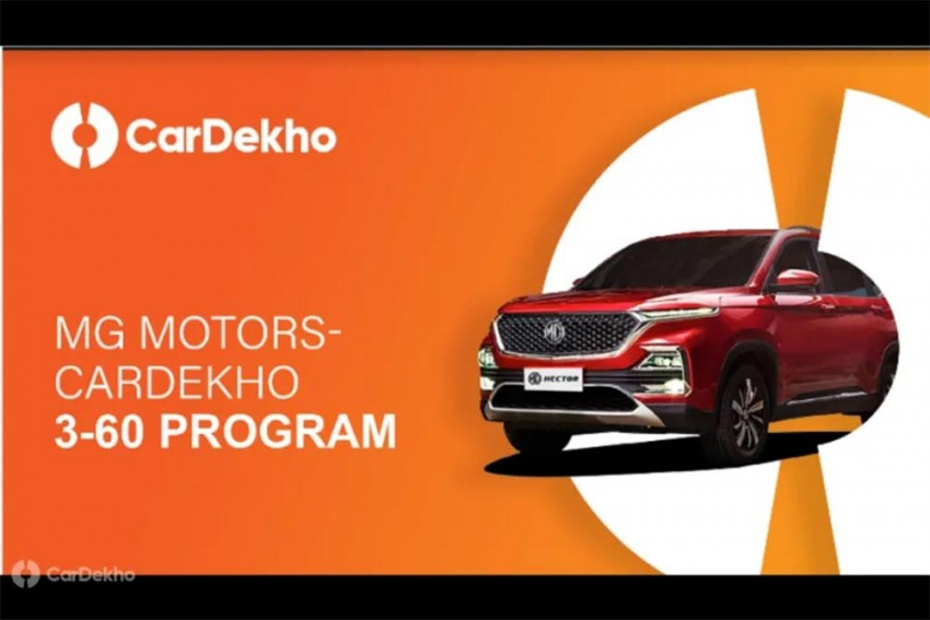 MG Hector Resale Value By CarDekho -- How Much Will You Get After 3 Years?