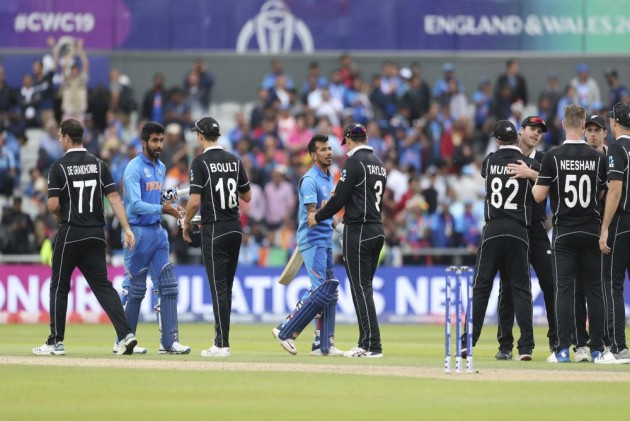 India Vs New Zealand, ICC World Cup 2019 Semi-Final