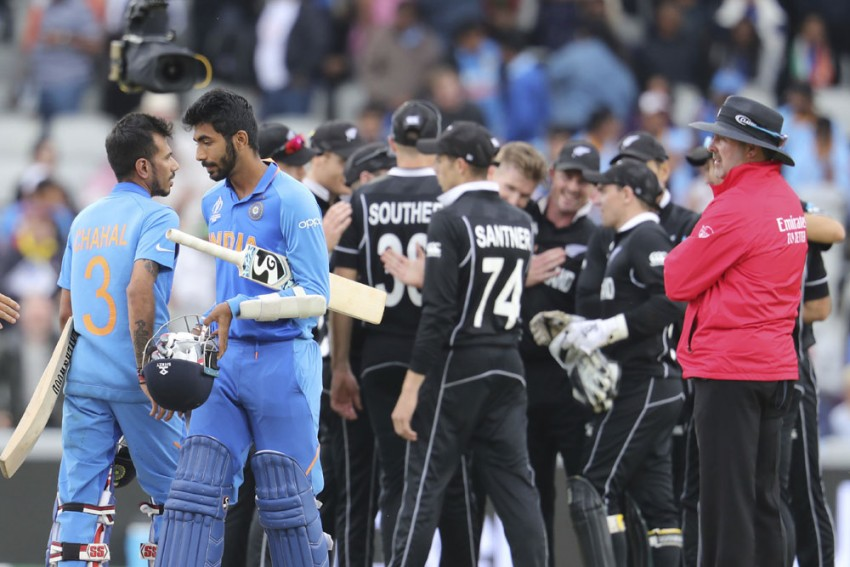 IND Vs NZ, Cricket World Cup: MS Dhoni, Ravindra Jadeja Heroics Not Enough For India, New Zealand In Successive Finals