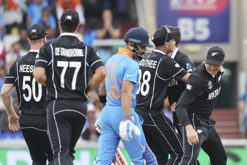 World Cup Semifinal, India Vs New Zealand: In Game Of Margins, 45 Minutes Of Bad Cricket Hit Us, NZ Were Better, Says Virat Kohli