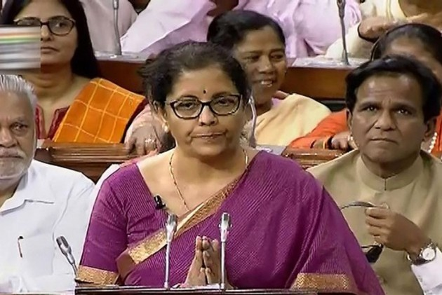 Government Committed To Fiscal Consolidation Without Compromising On Public Expenditure: Nirmala Sitharaman
