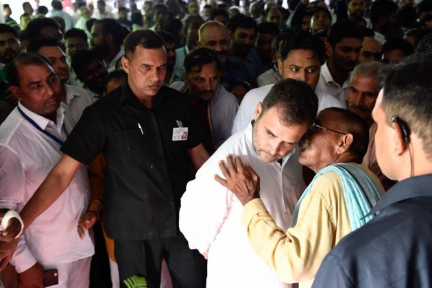 I Will Not Leave Amethi. It's My Home, Family: Rahul Gandhi On His First Visit Post Loss
