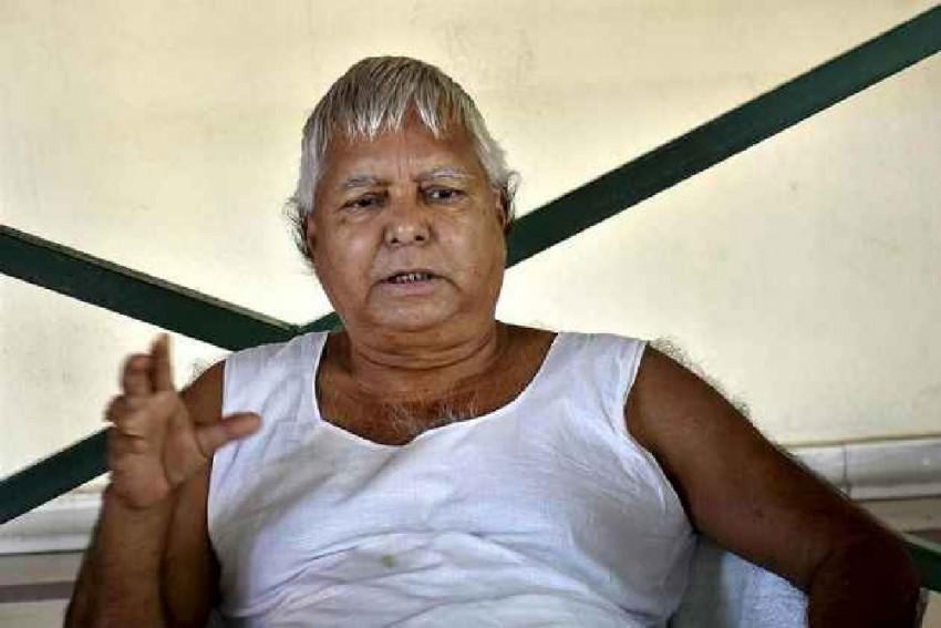 Jharkhand High Court Bench Recuses From Hearing CBI's Plea In Lalu Prasad Yadav's Fodder Scam Case