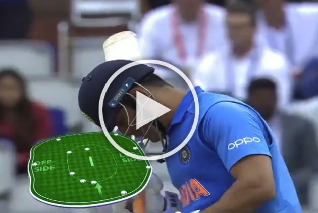 Umpiring Blunder Ran Out MS Dhoni In India Vs New Zealand World Cup Semis! There Is Video Proof