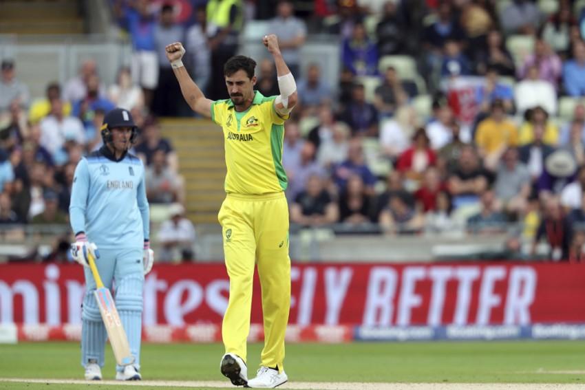 Cricket World Cup Semifinal, Australia Vs England: Mitchell Starc Breaks Glenn McGrath's Record With 27th Wicket