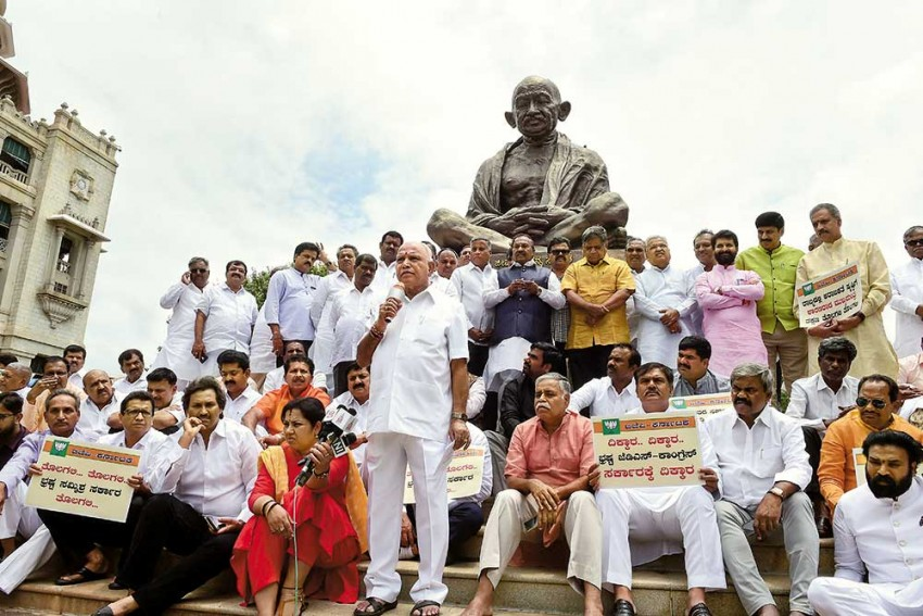 Karnataka Mutiny: Can Congress-JD(S) Govt Survive After Resignation Of 14 MLAs?