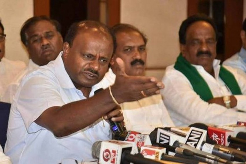 Ready To Face No-Confidence Motion 'Bravely': Karnataka Cabinet