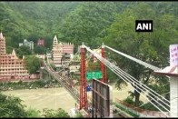 'Big Mishap Can Happen Anytime'; Iconic Lakshman Jhula In Rishikesh Closed For Traffic, Pedestrians