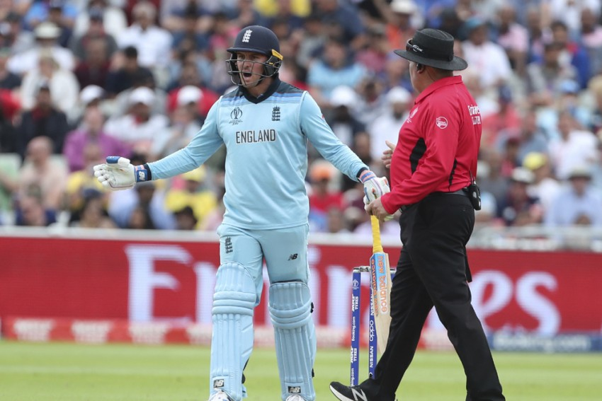 Cricket World Cup Semifinal, Australia Vs England: Jason Roy Fined For Expressing Dissent