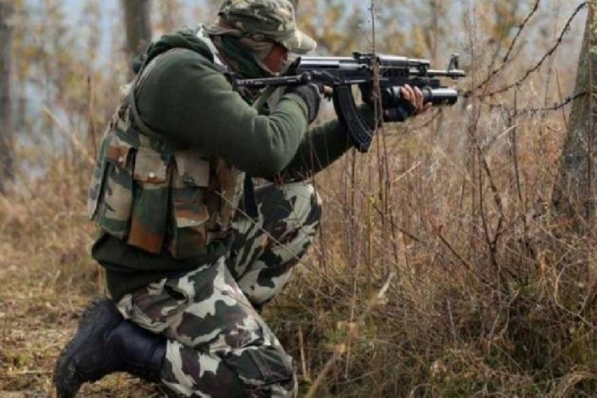 Heavy Firing Along LoC In Jammu And Kashmir's Poonch