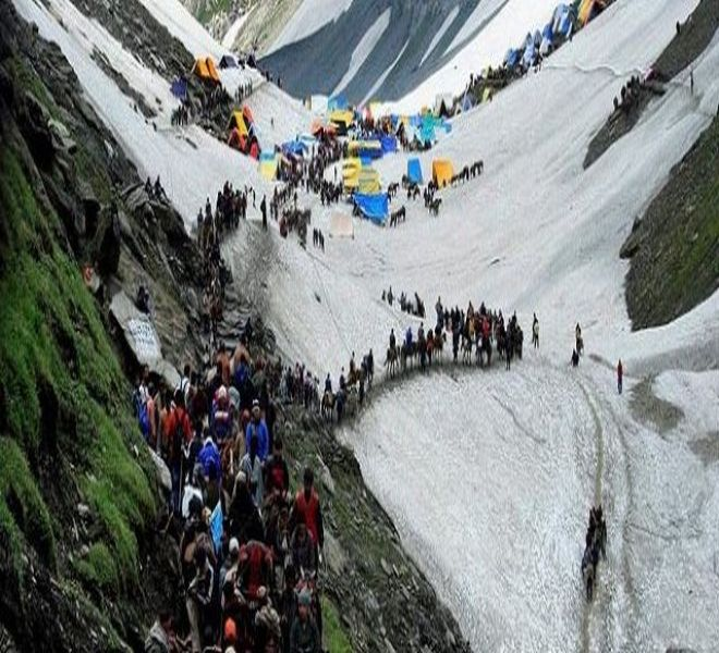 Amarnath Yatra: Doctors From J&K And Outside, All For Pilgrim's Progress