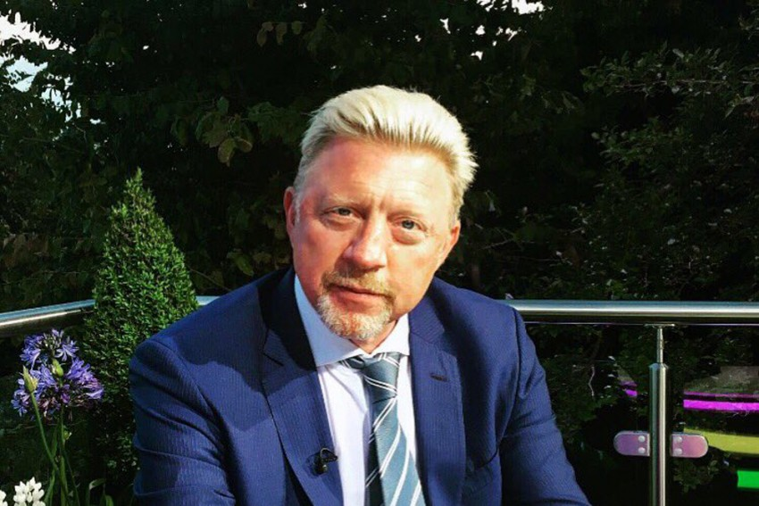 Bankrupt Boris Becker Raises Approximately 687,000 Pounds Through Auction