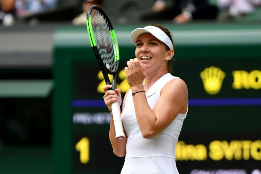 Simona Halep Relishing Serena Williams Wimbledon Final