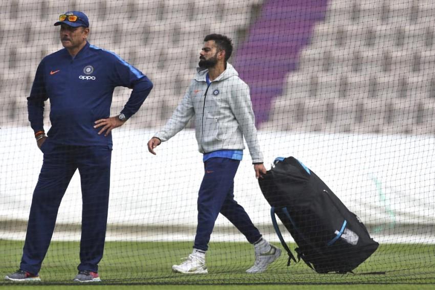 India Captain Virat Kohli, Ravi Shastri Set To Have Cricket World Cup Review Meeting With CoA