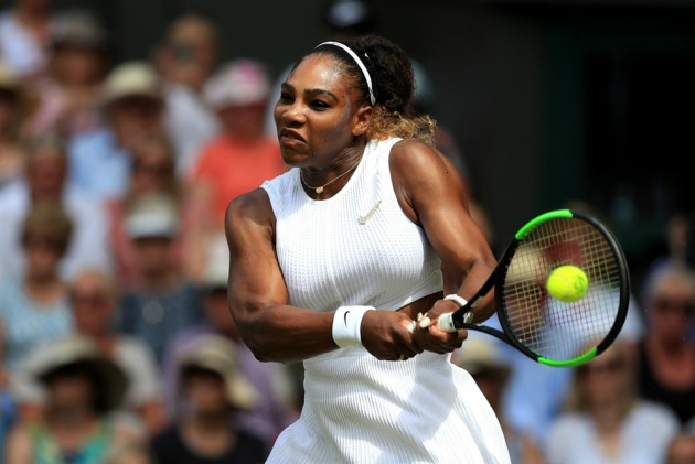Serena Williams Says Tiger Woods Feat Is Driving Her Towards Wimbledon Glory