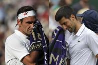 Wimbledon 2019 Final: Novak Djokovic And Roger Federer's Past Major Showpieces