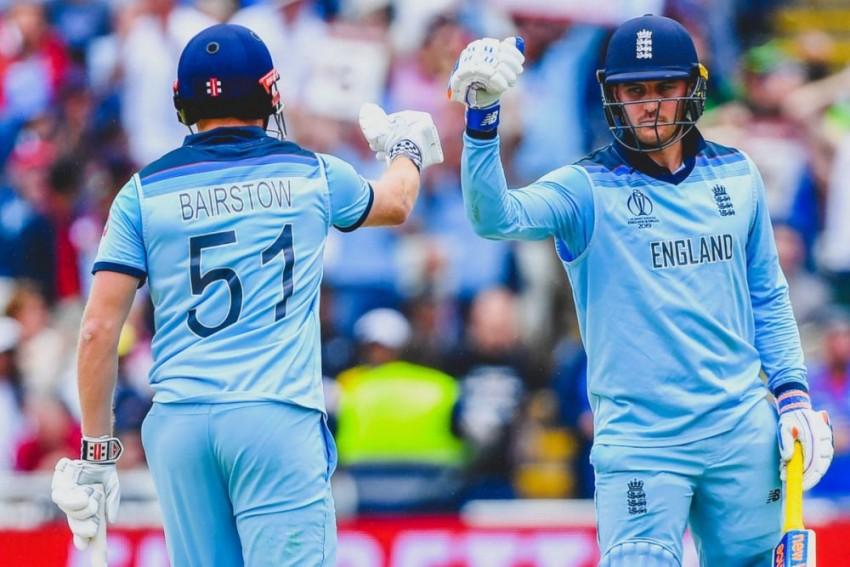 England Vs New Zealand, Cricket World Cup 2019: Jason Roy And Jonny Bairstow's Brilliance Highlights NZ Woes