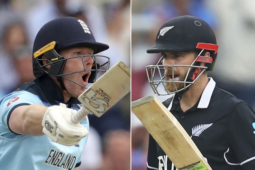 ENG Vs NZ, Cricket World Cup 2019 Final: Eoin Morgan, Kane Williamson Meet In Triumph Of Calm Conviction