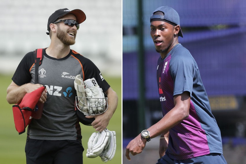 England Vs New Zealand: Record-Breaking Kane Williamson, Jofra Archer Out To Influence Cricket World Cup Final