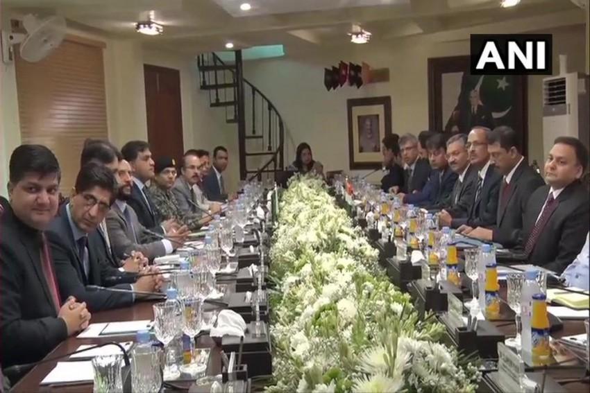 Second Round Of Talks On Kartarpur Corridor Between India, Pakistan Begins At Wagah
