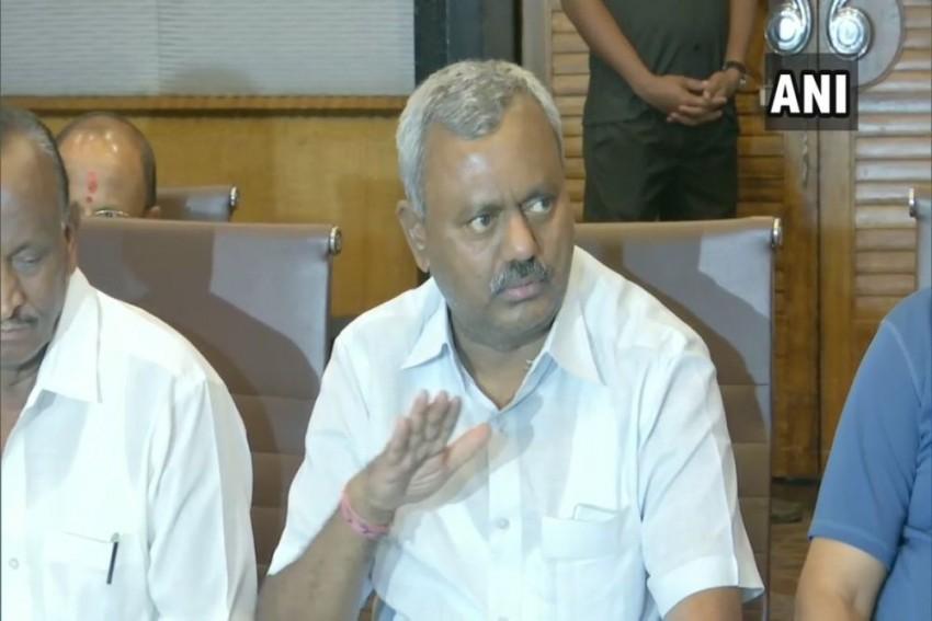 'Not Taking Back Resignations,' Says Rebel Karnataka Congress MLA ST Somashekar