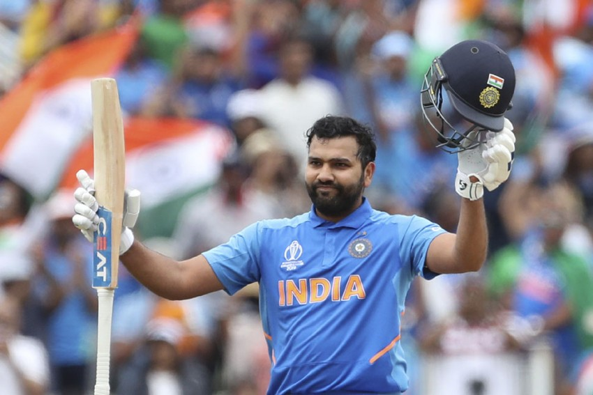 Rohit Sharma, With Five Timely Centuries, Wins 2019 ICC Cricket World Cup's Golden Bat