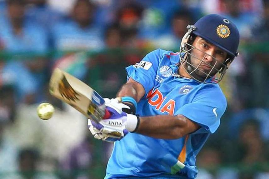 Cricket World Cup: Yuvraj Singh Slams Team Management For India's ...