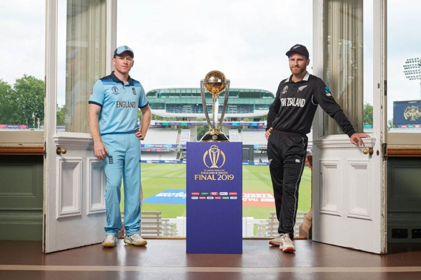 Five Talking Points As New Zealand And England Go Head-To-Head For Cricket World Cup Glory