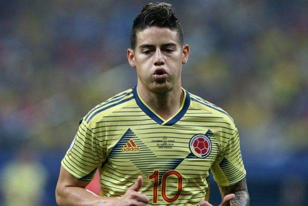 Transfer News: Atletico Madrid Close To Shock Deal For Real Madrid's James Rodriguez