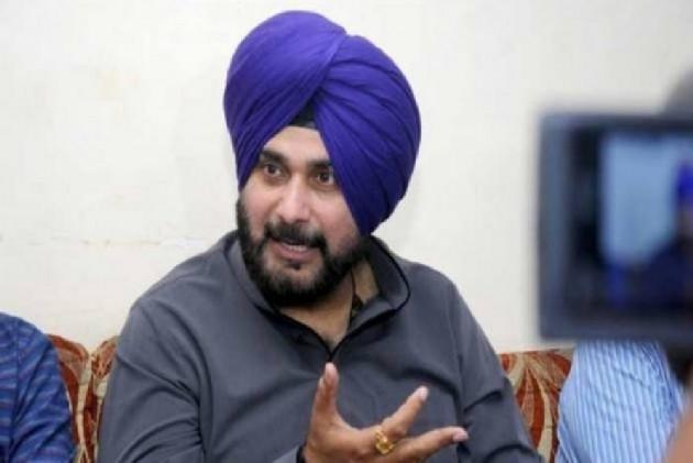 Navjot Singh Sidhu Resigns From Amarinder Singh Cabinet