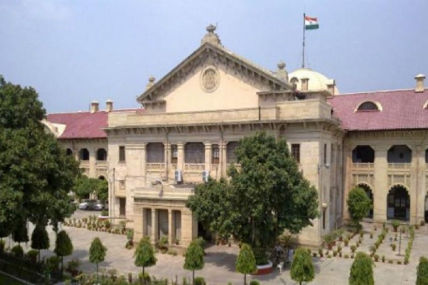 Drama At Allahabad High Court, Couple Seeking Protection Abducted At Gunpoint
