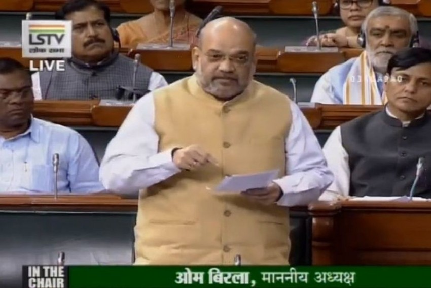 Our Goal Is To Finish Off Terrorism, Says Amit Shah As Lok Sabha Passes NIA Amendment Bill