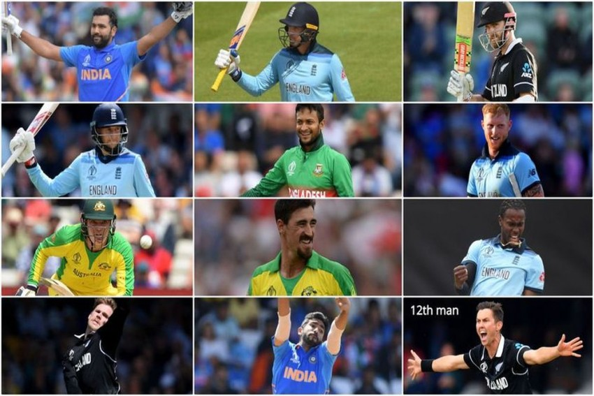 Jasprit Bumrah, Rohit Sharma In Cricket World Cup XI; Shakib Al Hasan Makes Cut, Four From England