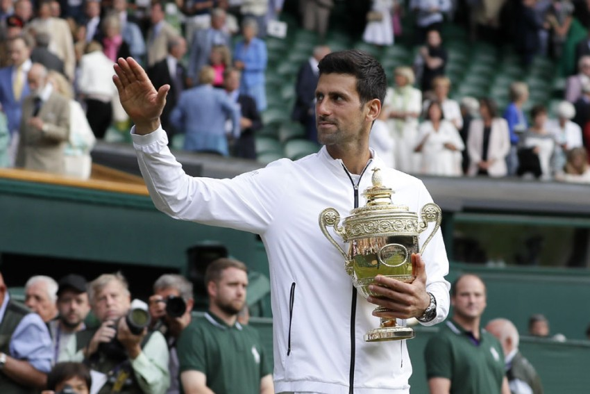 Wimbledon Final: Novak Djokovic Outlasts Roger Federer In Record-Breaking Epic To Defend Title