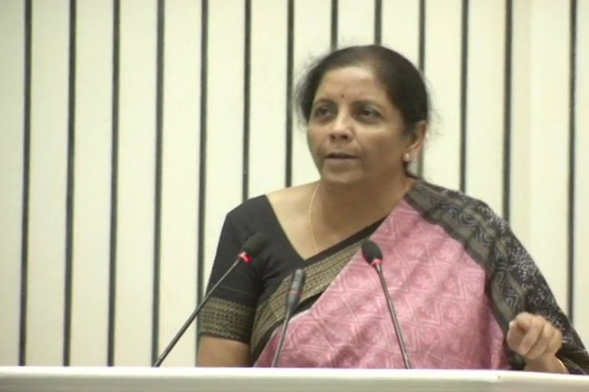No Money Was Given To Any Bhai: Nirmala Sitharaman On Rafale Deal