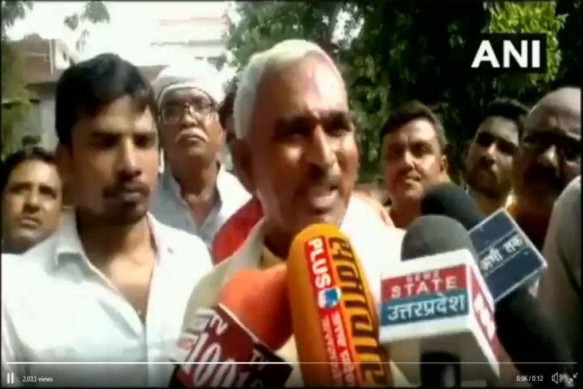 Muslims Keep 50 Wives, Have 1,050 Children, Says BJP's UP MLA Surendra Singh