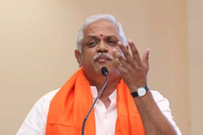 With B L Santhosh As Party General Secretary, BJP Aims To Conquer Southern States
