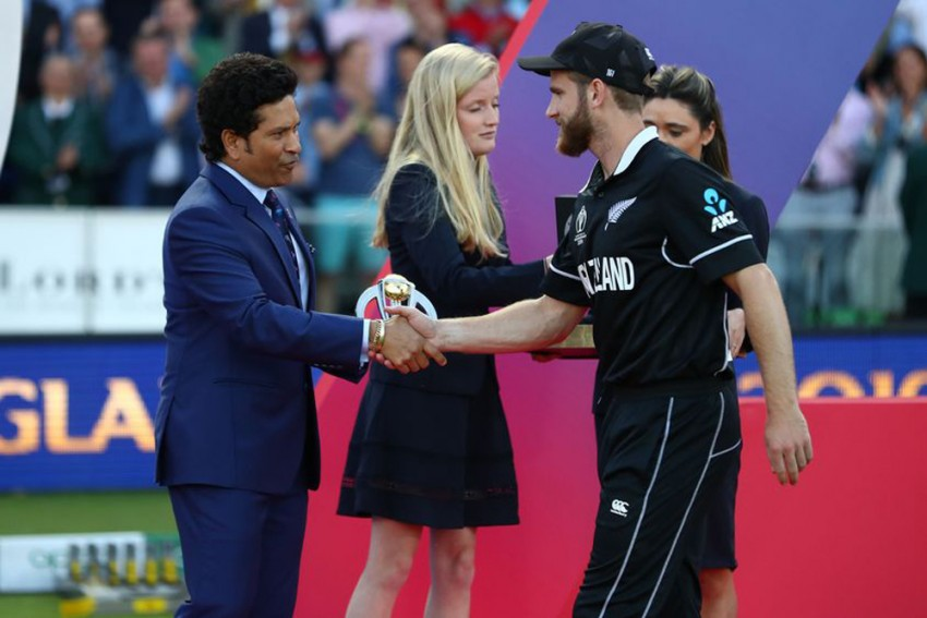 Player Of Cricket World Cup Kane Williamson Says Personal Records Not Bigger Than New Zealand's Success