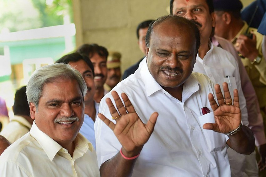 Karnataka Crisis | Congress-JD(S) Govt To Face Trust Vote On Thursday, Says Siddaramaiah