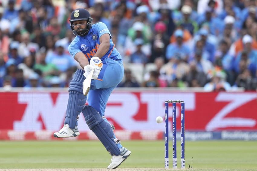 Rohit Sharma In Sunil Gavaskar's World Cup XI; Kane Williamson Captain; No Virat Kohli, No MS Dhoni