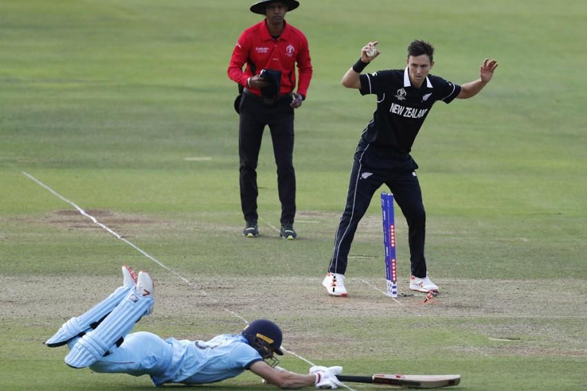 Ben Stokes' Hand Of God Or An Umpiring Blunder? Cricket World Cup Final Raises 'Technical' Question