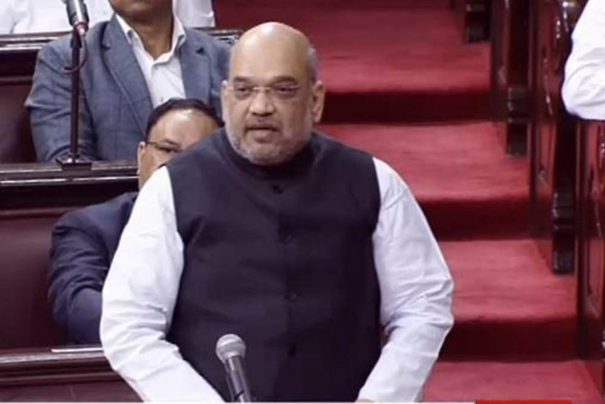 'What Can I Do If You Have Fear In Your Mind': Amit Shah Tells Asaduddin Owaisi Over NIA Amendment Bill
