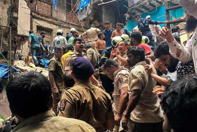 Confusion Prevails Over Ownership Of Collapsed Building In Mumbai's Dongri Area